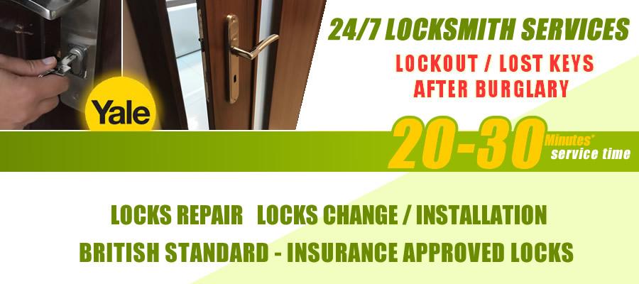 Bexleyheath locksmith services